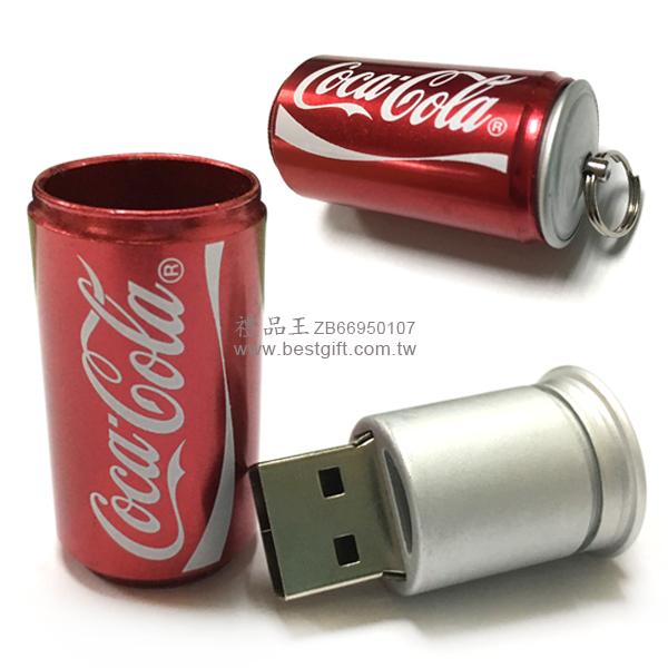 可樂造型隨身碟